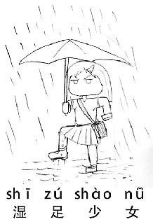 湿足少女2