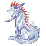 蓝虎神兽2