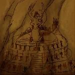 金龙 壁画2